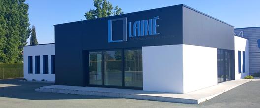 SARL Lainé - Menuiserie aluminium en Vendée 85 - Loire-Atlantique 44